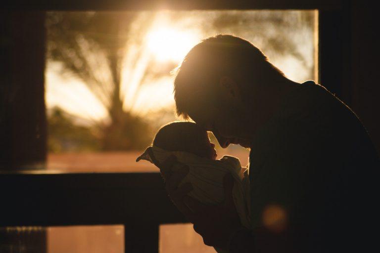 La meraviglia di essere padre…